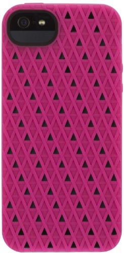 Griffin GB35598 Back Case - Essential - FlexGrip - Apple iPhone 5/5S/5SE - Rosa Flexgrip Case