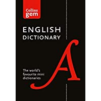 English Gem Dictionary: The world's favourite mini dictionaries (Collins Gem)