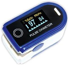 SCURE Finger Tip Pulse Oximeter (Black) FTP 1000