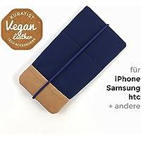 iPhone-Tasche Uni-Storm / Handytasche / Smartphone Case / Vegane Handytasche / Vegane Accessoires / Geschenk für sie/ihn / Weihnachtsgeschenk