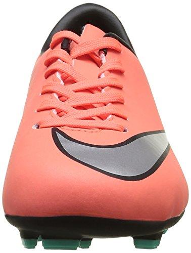 Nike  Mercurial Victory V Fg, Chaussures de Football Compétition mixte enfant Multicolore