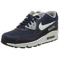 Nike Unisex Kids Air Max 90 Gs 307793-417 Low-Top Sneakers