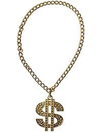 Goldkette dollar  Suchergebnis auf Amazon.de für: Rapper: Schmuck