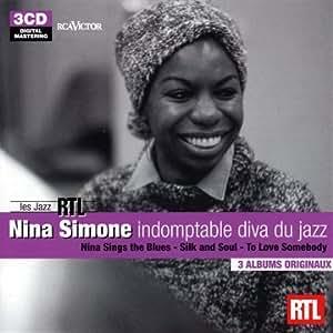 Indomptable diva du Jazz (Coffret 3 CD)