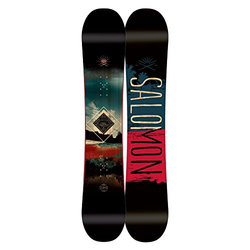 Salomon Pulse Snowboard 2018 (158W)