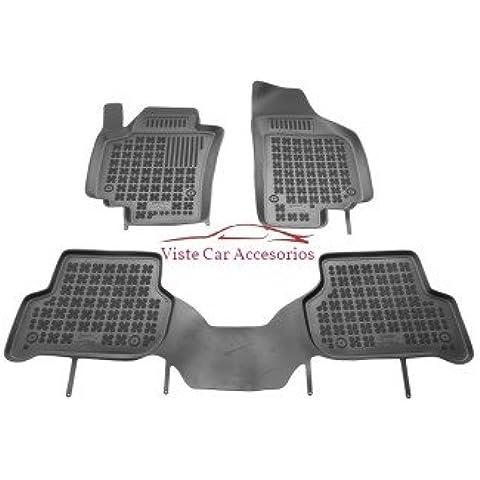 Alfombrillas Goma Caucho Seat Altea XL 202005