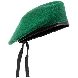 Mil-Tec Boina Verde Tamaño 59