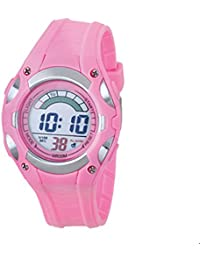Vizion Digital LCD Multicolor Dial Watch for Kids-V-9108258-4