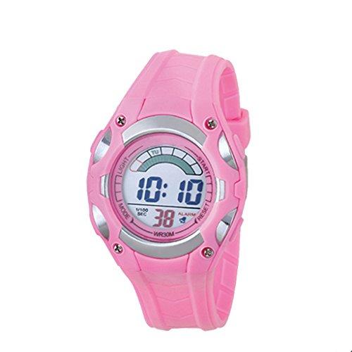 Vizion V-9108258-4 LCD DIGITAL Digital Watch For Kids