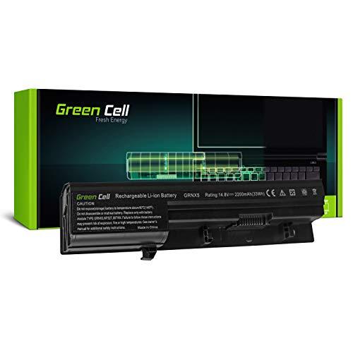 Green Cell Standard Serie 50TKN GRNX5 NF52T Laptop Akku für Dell Vostro 3300 3350 (4 Zellen 2200mAh 14.8V Schwarz)