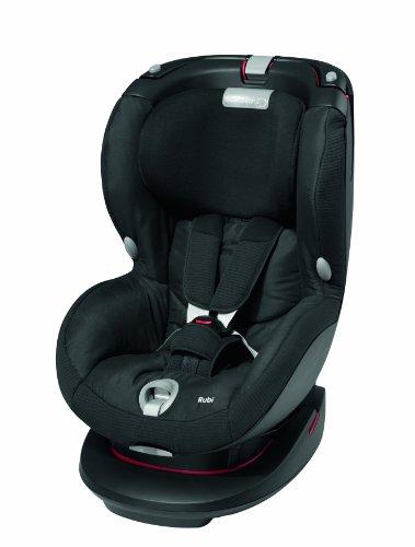Bébé Confort 76435941 Rubi Seggiolino Auto, Gruppo 1, Nero