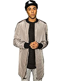Bomber long Sixth June taupe 1105C
