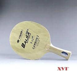 YINHE/ Galaxy T11 Balsa Cabon table tennis paddle /table tennis blade/pingpong