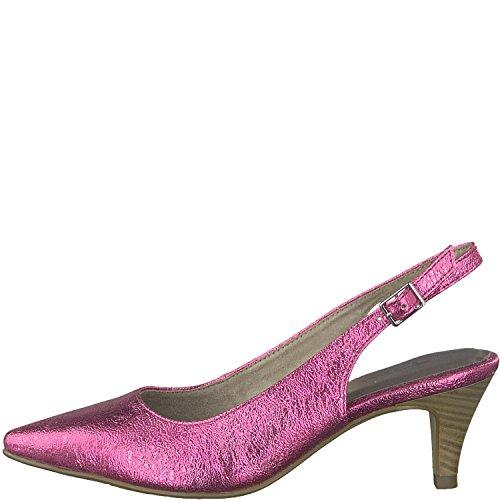 Tamaris Damen Pumps Da.-Sling 1-1-29601-20 605 pink 400516 Pink Sling