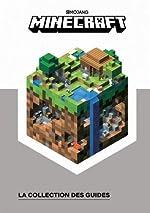 Minecraft, la collection des guides - Le guide Nether & Ender ; Le guide Redstone ; Le guide Création ; Le guid Exploration de Ryan Marsh