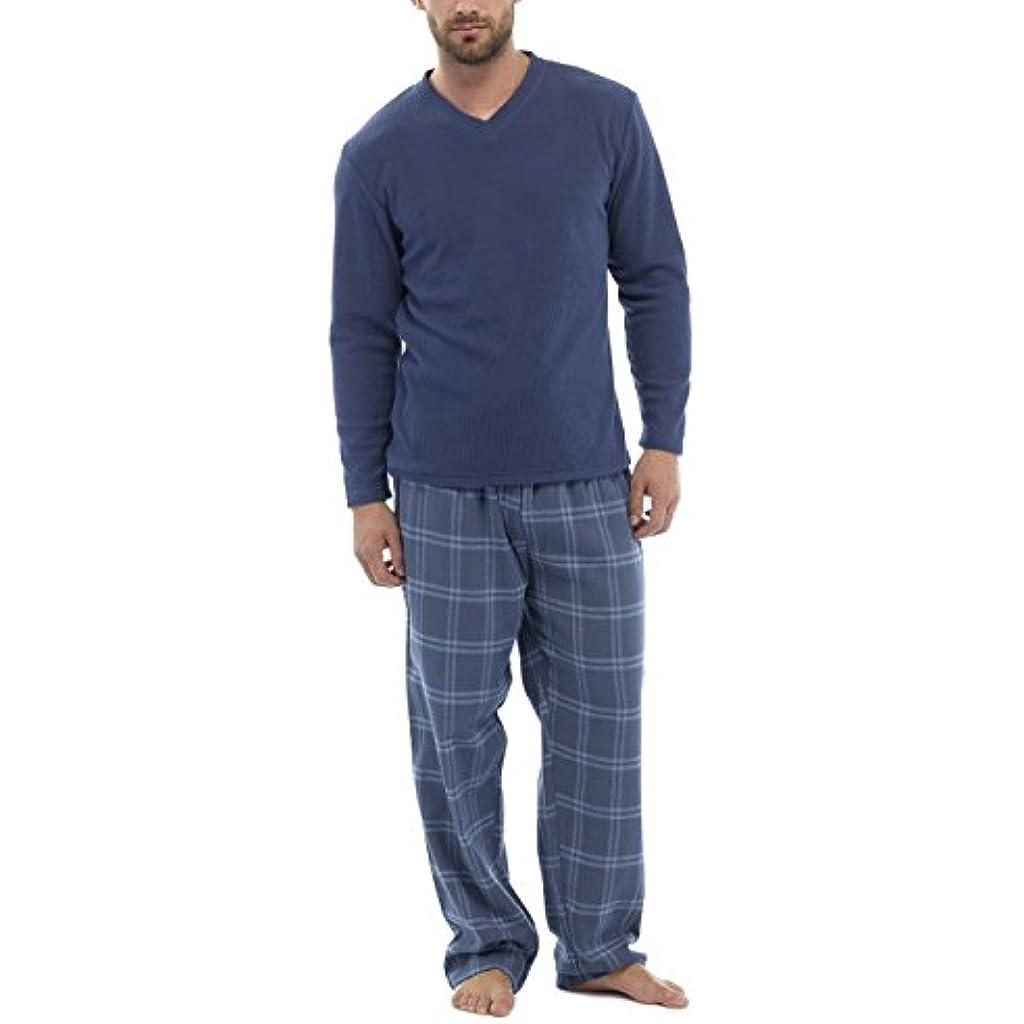 i-Smalls Pijama de invierno para hombre, con camiseta y pantalones ...