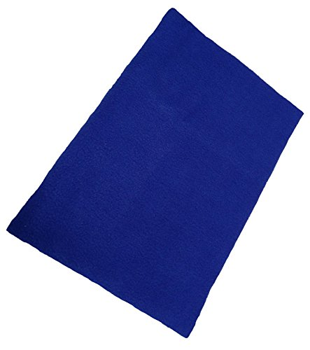 HappyBox Quick Dry Baby Bed Protector Waterproof Sheet Reusable Crib Sheet Cot Mat Bassinet Bedding (Small) (70Cm X 50Cm) (Royal Blue)  available at amazon for Rs.155