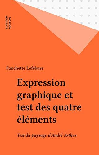 Expression graphique et test des quatre éléments: Test du paysage d'André Arthus (Graphologie) par Fanchette Lefebure