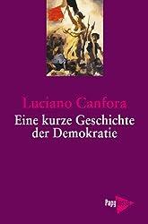 Eine kurze Geschichte der Demokratie: Von Athen bis zur Europäischen Union