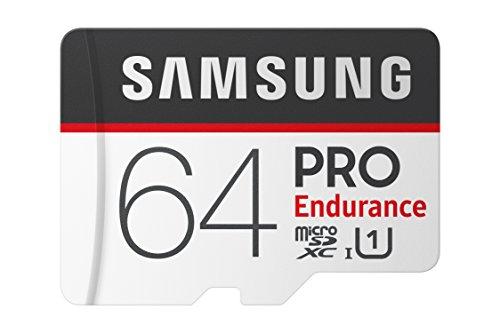 Samsung PRO Endurance Micro SDXC Karte mit Adapter 64gb (Sd-karte 16gb Pny)