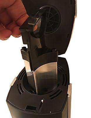 Breathe Fresh Luftreiniger, fester Filter, Pro, Ionisator, Reiniger mit UV-C-Technologie Silent Ionic Ioniser