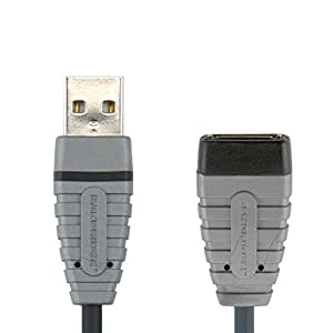 Bandridge BCL4302-2.0M USB Extension Cable