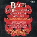 Bach: The Brandenburg Concertos Nos 1,2 & 3