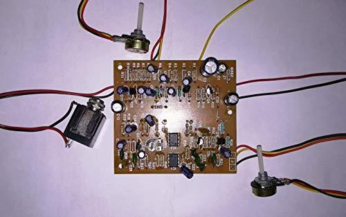 Salcon Echo MIC Circuit, Echo pre amplifire kit, Echo Microphone Voice Changer mic