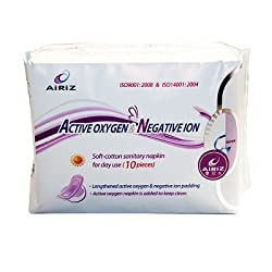 Tiens Airiz Sanitary Napkin (Day Use) pack of - 1 Packets .