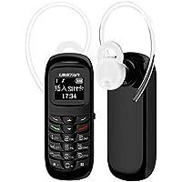 L8STAR BM70 3 en 1 Mini teléfono móvil de plástico Mini, ...