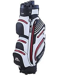 BIG mAX i-dry aqua sac de golf chariot silencio 100 %  étanche sac de golf