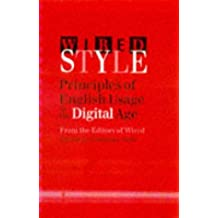 Wired Style: Principles of English Usage in the Digital Age (1997-08-07)