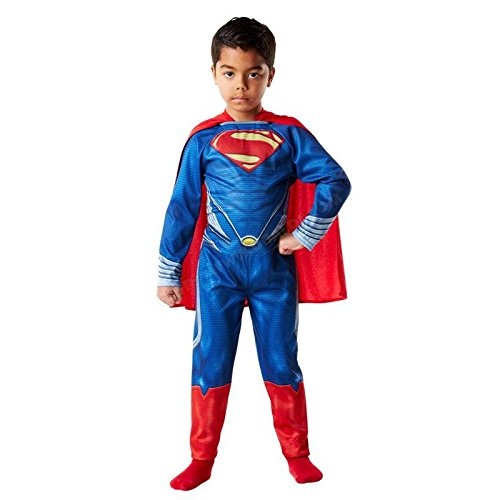 Superman - I-886504 - Costume - Classique Man of Steel Flat