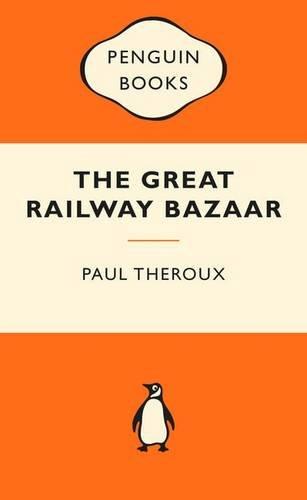 Book cover for The Great Railway Bazaar