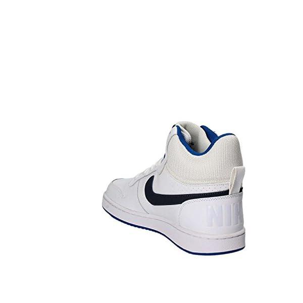 2c2be71366203 Nike Court Borough MID « White » 838938-103