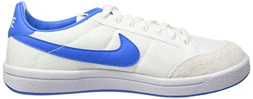 Nike Meadow '16 Txt, Scarpe da Tennis Uomo Multicolore (White/Photo Blue/Sail)