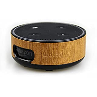 Alexa Protective Case, Echo Dot Case, WaterLuu Amazon Echo Dot-Hülle (nur für Echo Dot 2. Generation geeignet), Farbe Teak
