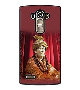 printtech Sri Sainath Sai Baba Back Case Cover for LG G4 ,LG G4 H815