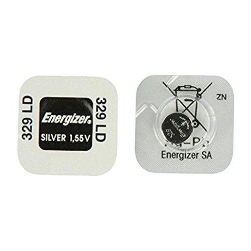 Energizer LD Uhrenbatterie 329 (1-er Blister)