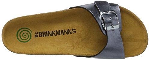 Dr. Brinkmann 701102, Sabot Donna grigio (grigio)