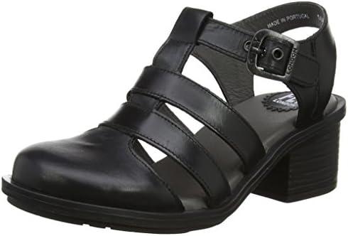 Fly London Cahy195fly, Zapatos de Tacón con Punta Cerrada para Mujer