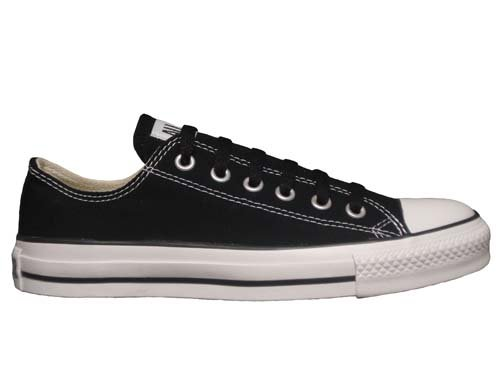 Converse Chuck Taylor All Star Low Top Nero/Bianco
