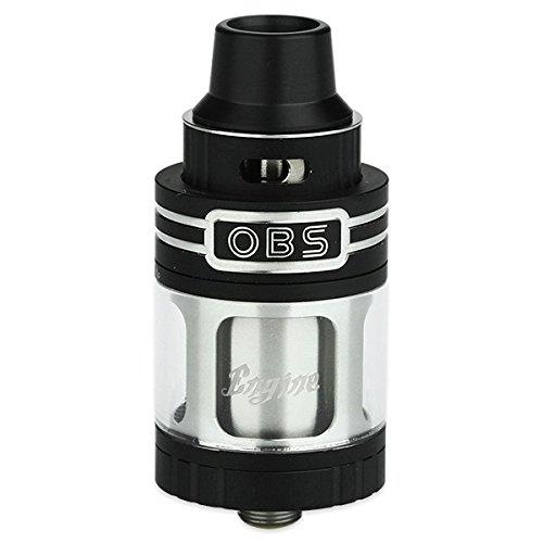 OBS Engine RTA Tank 5,2ml, Farbe:schwarz