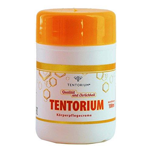Propolis Schmerzsalbe entzündungshemmend mit Bienengift & Bienenwachs - Creme Tentorium 100 ml - gegen Gelenkschmerzen, Rückenschmerzen & Muskelschmerzen