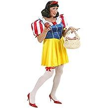 Disfraz de Blancanieves Drag Queen - Talla XL