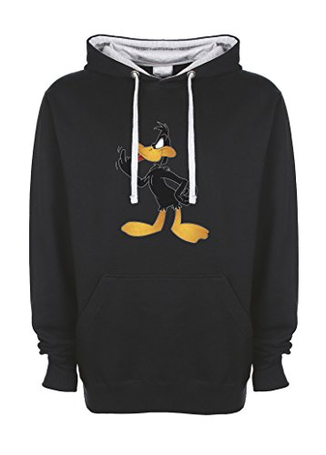 daffy-duck-fuck-finger-looney-tunes-merrie-melodies-bugs-bunny-noir-gris-qualite-superieure-sweat-a-