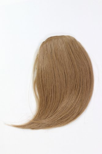 Clip-In Pony, Farbton: Blond, Farbcode: 22, 17 cm/ 7 inch, Haarteil, Haarverlängerung, Extension, fringe, YZF-1088HT-22 Fringe Pony