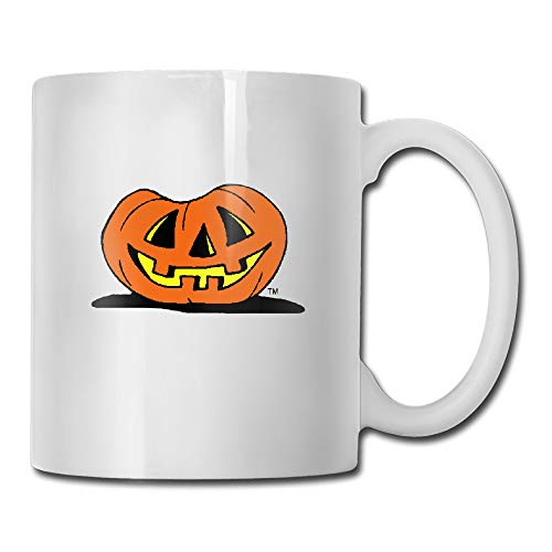 Happy Halloween Punkin Tea Cup Novelty Gift for Birthday