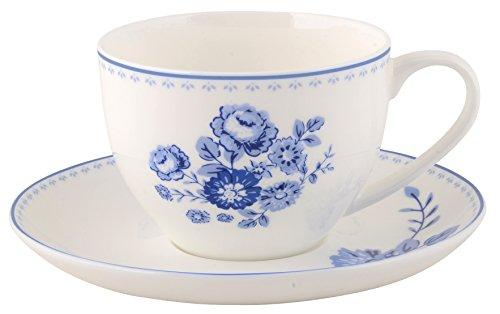 IB Laursen Kop m/underkop Blue Rose [NPR]