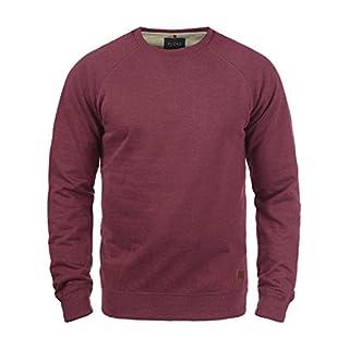 BLEND Alex 20701680ME Sweatshirt, Größe:S;Farbe:Zinfandel (73006)